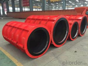 Concrete Cement Pipe Making  Machine Automatic
