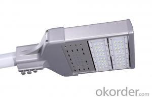 LED STREET LIGHT CNBM30W WITH LIGHT EFFICIENCY 130LM/W