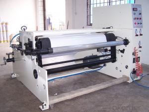Big Rewinder Machine for BOPP Tape Cloth Tape