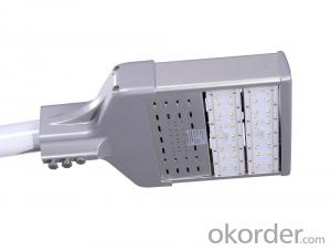 LED STREET LIGHT CNBM 60W WITH LIGHT EFFICIENCY 130LM/W