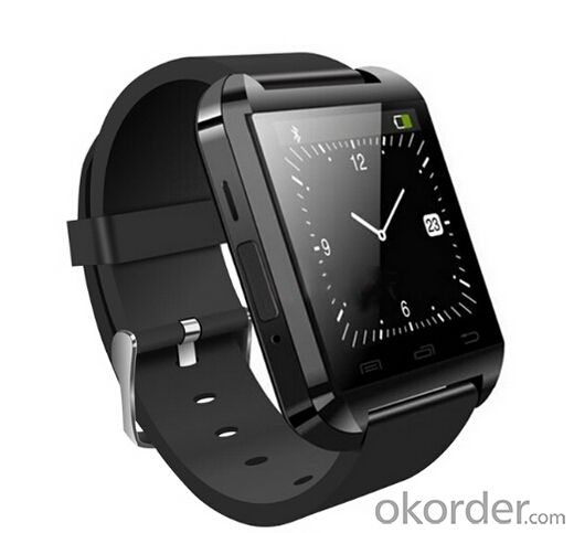 Bluetooth Smart Watch 2014 New Design Touch Screen and Cheap