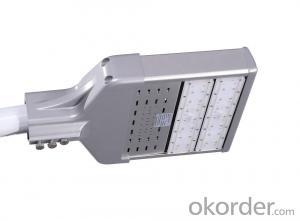 LED STREET LIGHT CNBM 50W WITH LIGHT EFFICIENCY 130LM/W