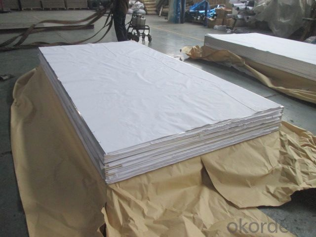 Aluminum Sheet And Stainless Steel Sheet Price