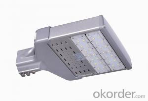 LED STREET LIGHT CNBM 50W RGB  WITH LIGHT EFFICIENCY 130LM/W