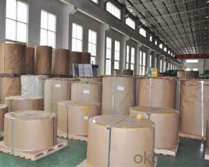 Continours Casting Aluminium Foil Household Foil Aluminium Containers