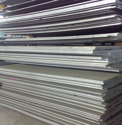 Carbon Steel Sheet Plate High Quality A36