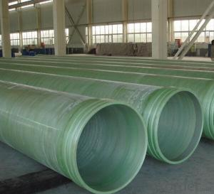 FRP Pipe Fiberglass composite Pipe for Water Transportation