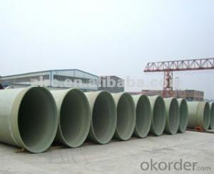High pressure Light Weight and High Strength FRP Pipe