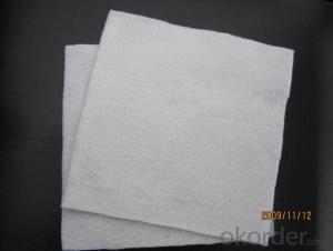 Black Polypropylene(PP) Geotextile for Road Construction