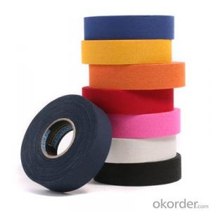 Hockey Tape Black Cloth Excellent Strength