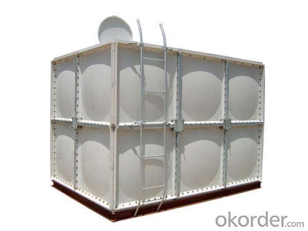 Buy Grp Fiberglass Frp Panel Water Tank Assembled Water