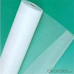 Coated Alikali-Resistent Fiberglass Mesh Cloth 70g/m2 5x5mm High Strength