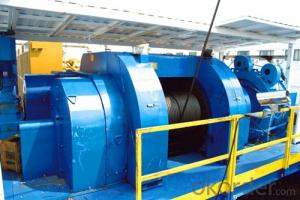 API Mechanical Driven Drawworks for Oil Equipment