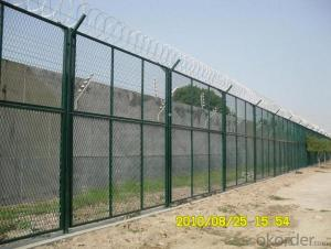 Razor Barbed Wire for Railway, Highway, Buildings