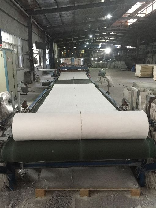 Refractory Insulating Materials Ceramic Fiber Blanket DZ
