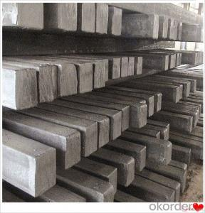 Hot Rolled Steel Billet Q235 Q275 Q345 for Ceramic Tunnel Kiln