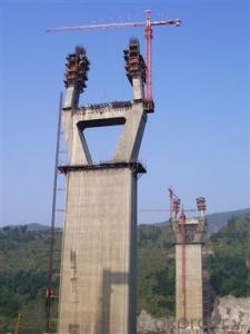Auto-climbing Formwork with Hydraulic equipment for climbing system