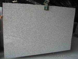 G603 Granite Slab Stone for Poland Market