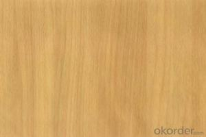 Sliced Cutting Beech Veneered MDF Panels