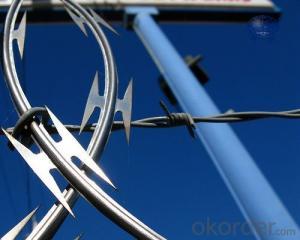 Razor Barbed Wire BTO-12 BTO-15 BTO-22 BTO-30 BTO-60