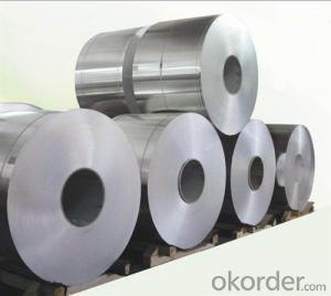 Continuous Casting Cold Aluminium Coil 1/3 Series