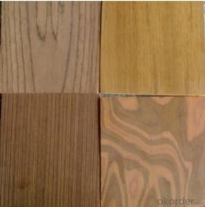 Veneered MDF Panels in different colors of veneers