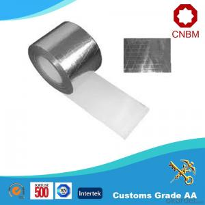 Aluminum Foil Tape Silver White Brown Black