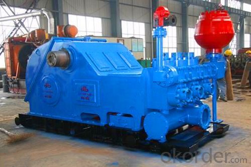 3 NB Series Mud Pump Using in Oilfield with API Standard