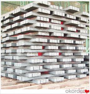 Carbon Steel Billets 3SP 5SP 20MnSi for Construction Steel
