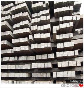 Steel Billets and Steel Raw Materials Q235 Q275 Q345 New Design