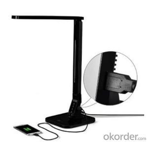 LED Desk Lamp Touch-Sensitive Control Panel  Reading Studying Light
