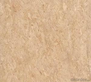 Polished Glazed Tile Yellow beige Stone CMAX 23306