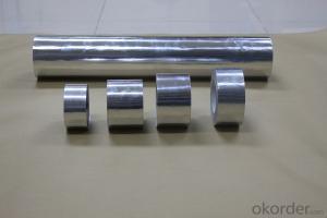 26mic Plain Aluminum Foil Tape for Insulation-T-F3001SP