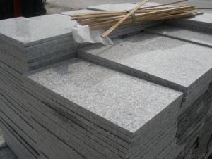 G603 Granite Slab Stone for Poland Market