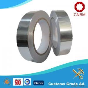 Aluminum Foil Tape Silver White Brown Black