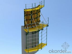 Auto-climbing Formwork from CHINA with Hydraulic equipment for tower building