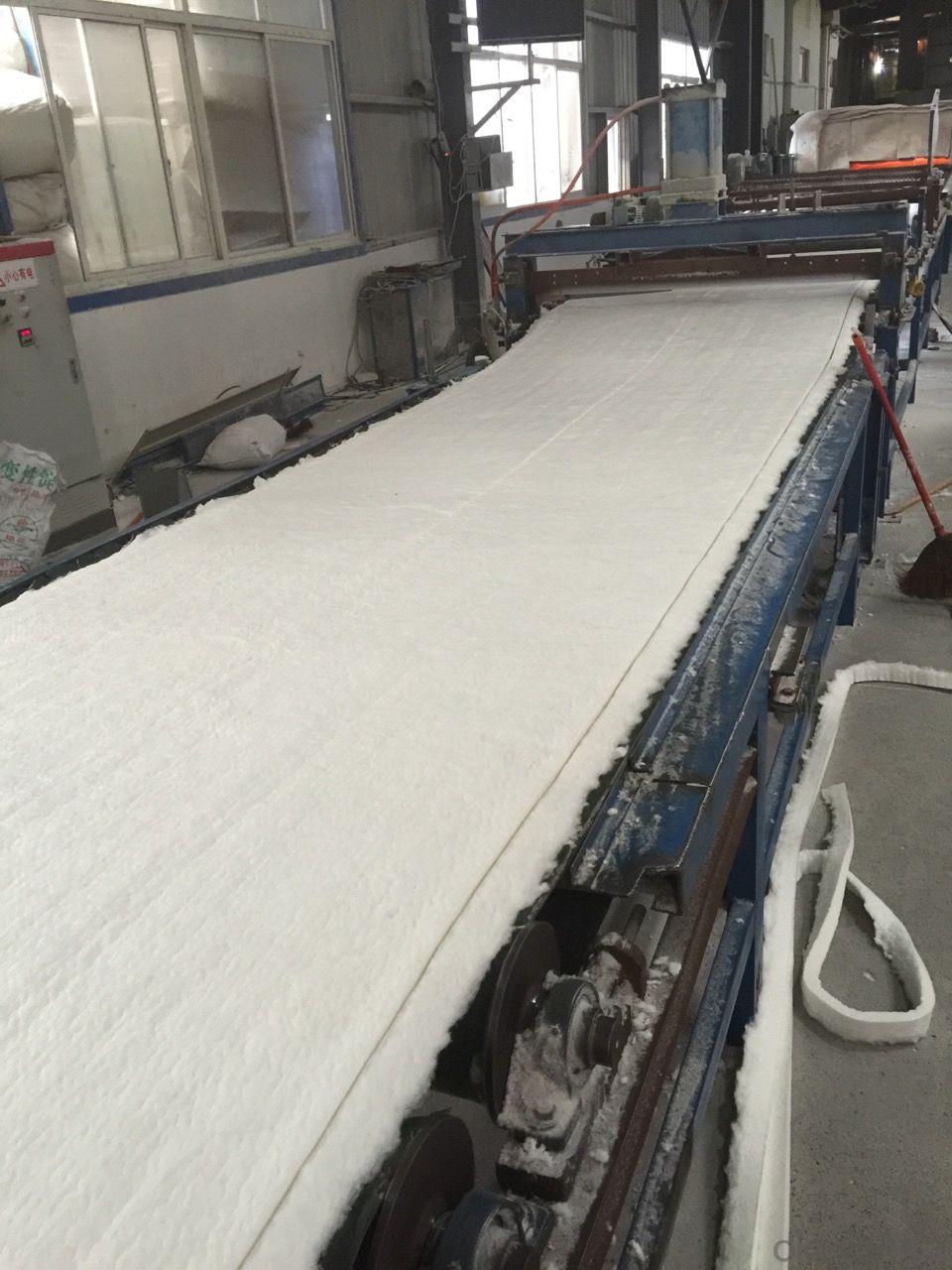 Refractory Insulating Materials Ceramic Fiber Blanket 1430C