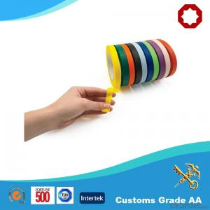 Masking Tape Temperature Resistance Various Colours