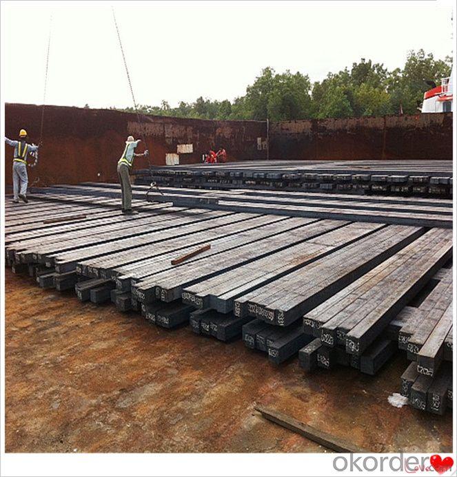 Steel Billet steel Billet for Sale 3SP 5SP 20MnSi for Fireplace Steel