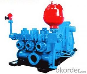 3 NB Series Mud Pump Using in Oilfield with API Standard