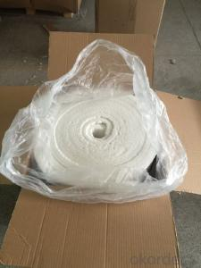 Refractory Insulating Materials Ceramic Fiber Blanket