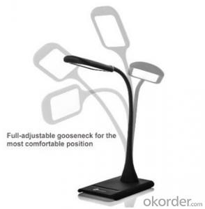 Dimmable Eye-Care LED Desk Lamp with 7-level Dimmer