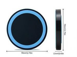 Wireless Charger Various Colors for Different Choices Protable Mobile Phone Use