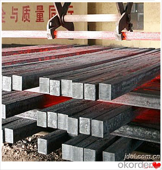 Steel Billet Bar Q235 Q275 Q345 for Coke Oven Door