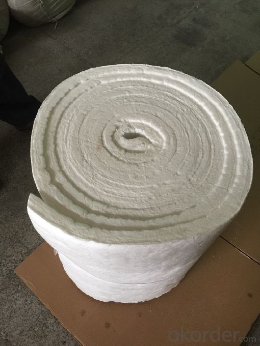 Refractory Insulating Materials Ceramic Fiber Blanket HZ
