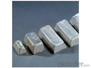 100gms Magnesium Ingot 99.90%min. High Pure Magnesium