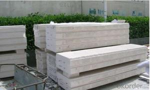 Autoclaved Lightweight Concrete Batch export