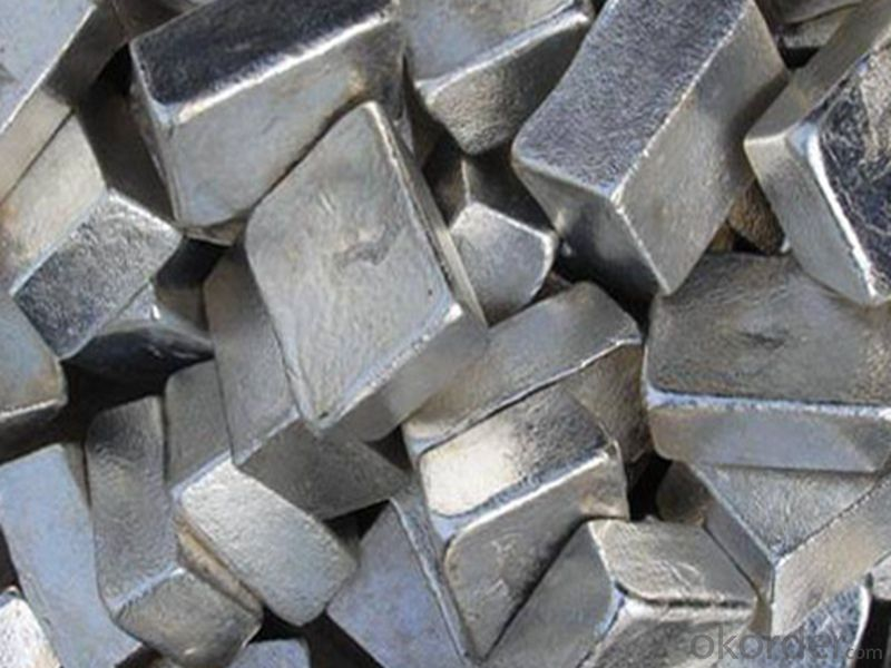 300g Magnesium(Mg) ingots 99.98% purity to European and Russia Market