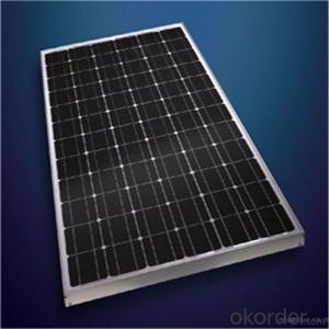 55W Mono Solar Panel Solar Module with Good Quality
