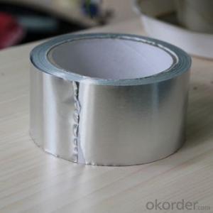 Heat Resistant Fireproof Self Adhesive Aluminum Foil Tape